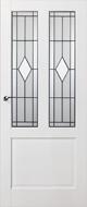 Skantrae SKS 240 Glas in lood 12 binnendeur