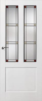 Skantrae SKS 240 Glas in lood 20 binnendeur