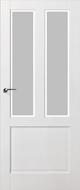 Skantrae SKS 240 Satijn facetglas binnendeur