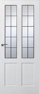 Skantrae SKS 242 Glas in lood 11 binnendeur