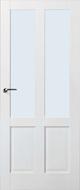 Skantrae SKS 242 Blank glas binnendeur