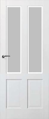 Skantrae SKS 242 Satijn facetglas binnendeur