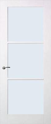 Skantrae SKS 3253 Blank glas binnendeur