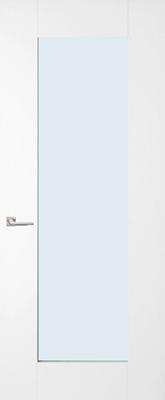 Skantrae SKS 3451 Blank glas binnendeur