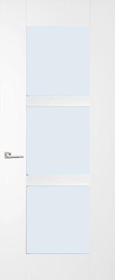 Skantrae SKS 3453 Blank glas binnendeur