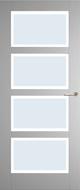 Weekamp WK6513 A1 Blank facetglas binnendeur