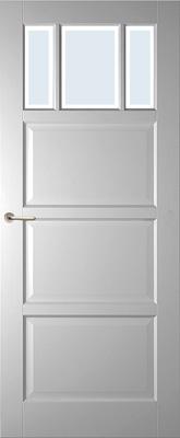 Weekamp WK6515 A1 Blank Facetglas binnendeur
