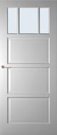 Weekamp WK6515 A1 Blank glas binnendeur