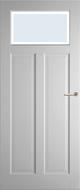Weekamp WK6533 A1 Blank Facetglas binnendeur