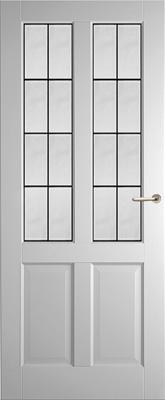 Weekamp WK6542 A1 Glas in lood 6 binnendeur