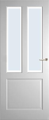 Weekamp WK6552 A1 Blank Facetglas binnendeur