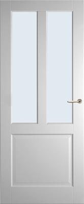 Weekamp WK6552 A1 Blank glas binnendeur