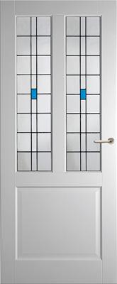 Weekamp WK6552 A1 Glas in lood 3 binnendeur