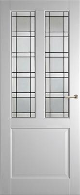 Weekamp WK6552 A1 Glas in lood 5 binnendeur