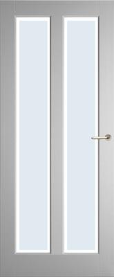 Weekamp WK6572 A1 Blank Facetglas binnendeur