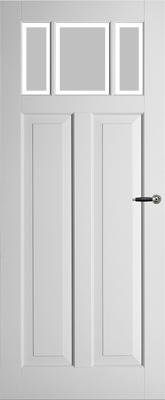 Weekamp WK6532 B2 Satijn facetglas binnendeur