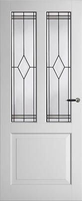 Weekamp WK6552 B2 Glas in lood 1 binnendeur