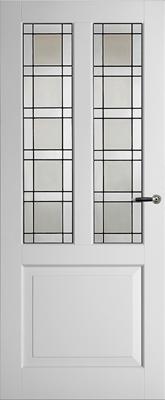 Weekamp WK6552 B2 Glas in lood 5 binnendeur