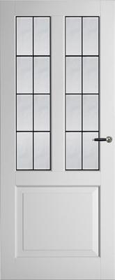 Weekamp WK6552 B2 Glas in lood 6 binnendeur