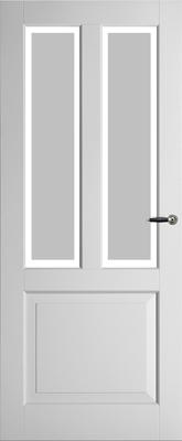 Weekamp WK6552 B2 Satijn facetglas binnendeur