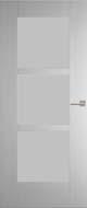 Weekamp WK6504 C Inclusief satijn gelaagd glas binnendeur