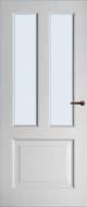 Weekamp WK6852 D2 Blank glas binnendeur