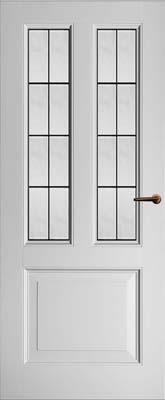 Weekamp WK6852 D2 Glas in lood 6 binnendeur