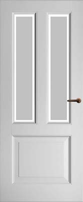 Weekamp WK6852 D2 Satijn facetglas binnendeur
