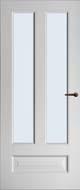 Weekamp WK6865 D2 Blank glas binnendeur