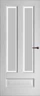 Weekamp WK6865 D2 Satijn facetglas binnendeur