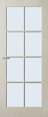 Austria Fremont Blankglas binnendeur