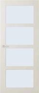 Austria Bright H804 Blankglas binnendeur