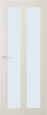 Austria Bright V1102 Blankglas binnendeur