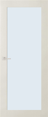 Austria Bright Blankglas binnendeur