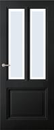 Austria Aerdenhout Blank facetglas binnendeur