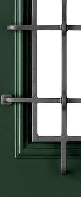 Austria Hoorn blank isolatieglas detail 1