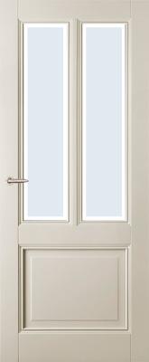Austria Veere Blank Facetglas binnendeur
