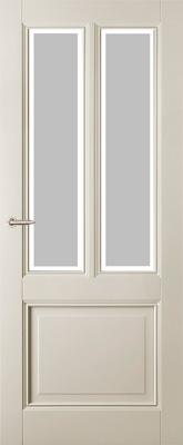 Austria Veere Satijn Facetglas binnendeur