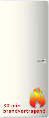 CanDo Boarddeur Superior 30 min. brandvertragend binnendeur
