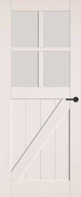 Bruynzeel BRZ 22 414 inclusief satijnglas BRZ 22 414 inclusief satijn glas binnendeur