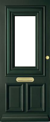 Bruynzeel BRZ 41 310 zonder glas buitendeur