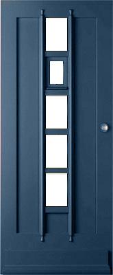 Bruynzeel BRZ 43 310 voorbehandeld zonder glas buitendeur
