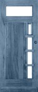 Bruynzeel BRZ 43 313 voorbehandeld zonder glas buitendeur