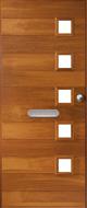 Bruynzeel BRZ 45 303 zonder glas buitendeur