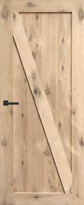Austria Roble Uno Links binnendeur
