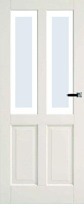 CanDo Dublin Blank Facetglas binnendeur