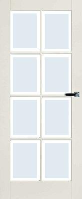 CanDo Dundee Blank Facetglas binnendeur