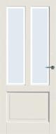 CanDo Jersey Blank Facetglas binnendeur