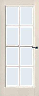 CanDo Kampen Blank Facetglas binnendeur