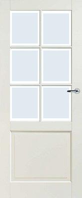 CanDo Leeds Blank Facetglas binnendeur
